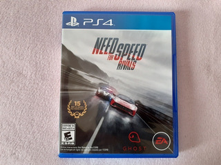 Need For Speed Rivals Original Para Ps4