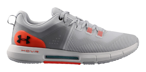 Tenis Under Armour Fitness Hovr Rise Gris