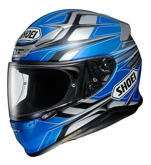 Capacete para moto integral Shoei NXR rumpus tc-2 tamanho L