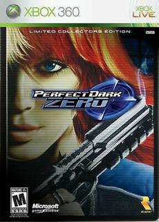 Perfect Dark Zero Limited Collectors Edition - Xbox One