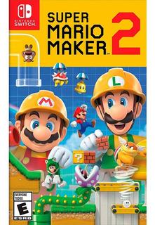 Super Mario Maker 2 - Nintendo Switch + Regalo
