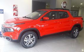 Fiat Toro 4x2 Anticipo Y Cuotas Sin Costo Financiero