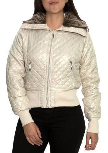 Jaqueta Feminina Colorado Pelinhos Nylon Blusa Frio
