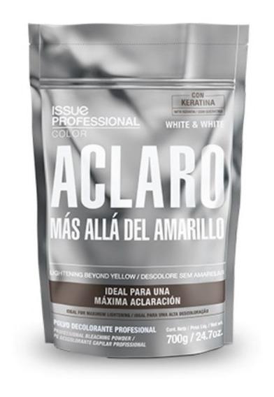 Issue Polvo Decolorante White & White X 700gr