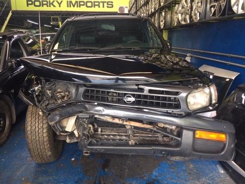 Pathfinder 99 V6 Gasolina Sucata Para Retirada De Peças