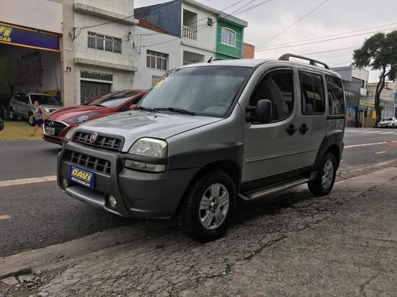 Fiat Doblo Adventure 1.8 Loker