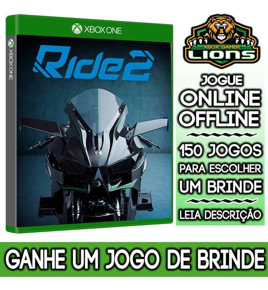 Ride 2 Xbox One + Brinde