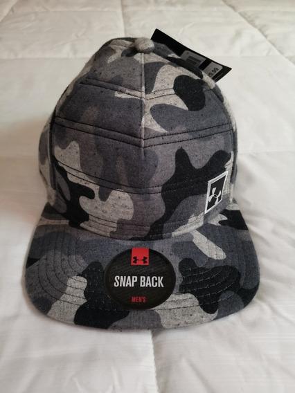 Gorra Under Armour Modelo Us Army Snap Back Cierre Ajustable