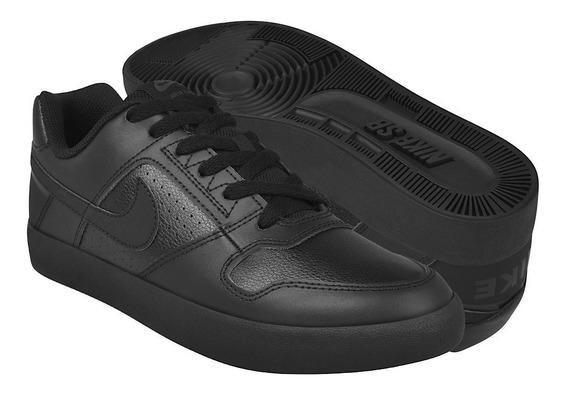 Tenis Casuales Para Caballero Nike 942237002 Negro