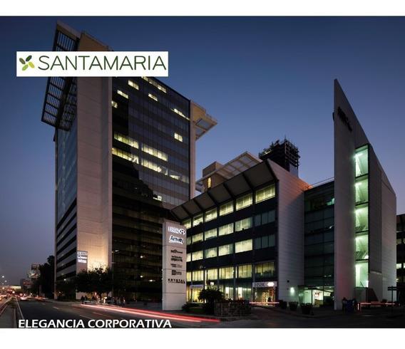 Renta Oficinas Santa María Monterrey