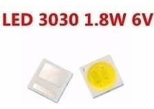 Led Backlight Smd 3030 6v 1.8w Philco Ph28s63d _10 Peças