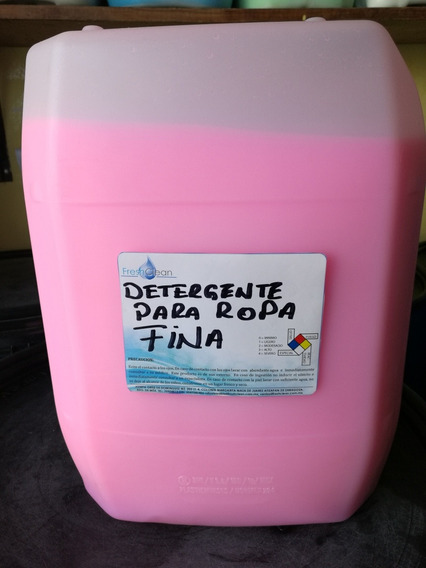 Base Para Preparar 80 Litros De Detergente.
