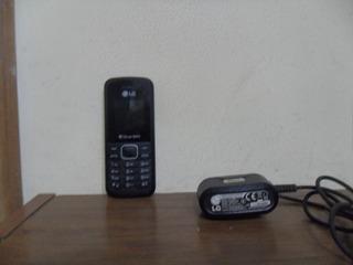Celular Lg B220 Dual Chip Lanterna Com Carregador Original