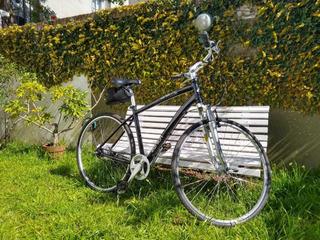 Bicicleta Zenith Versa Inter 700 Inmaculada