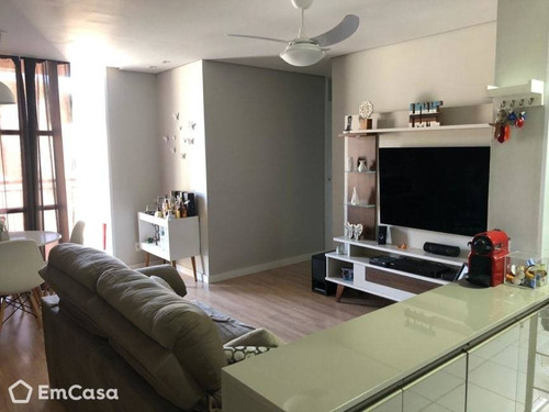 Imagem 1 de 10 de Apartamento À Venda Em São Paulo - 25697