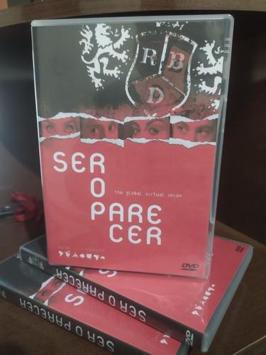 Dvd - Rbd Ser O Parecer Live