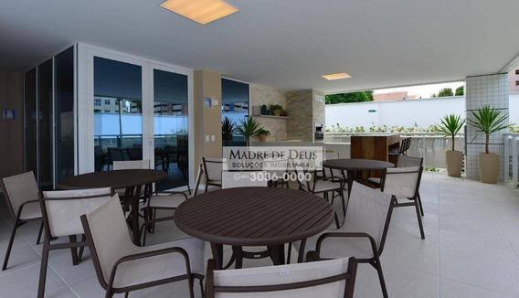 Apartamento Com 3 Dormitórios À Venda, 172 M² Por R$ 1.520.000,00 - Dionisio Torres - Fortaleza/ce - Ap2786