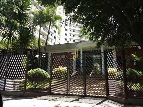 Apartamento, 180 M² - Venda Por R$ 1.350.000,00 Ou Aluguel Por R$ 3.300,00/mês - Jardim Maia - Guarulhos/sp - Ap16915