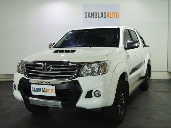 Toyota Hilux 4x4 2015 At 3.0 Dc Limited San Blas Auto