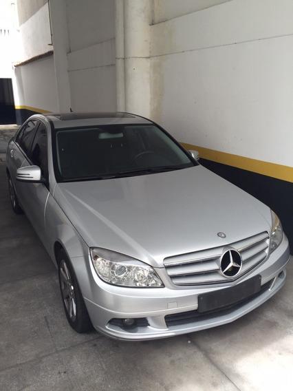 Mercedes-benz C200 - Carro Da Família - Super Novo