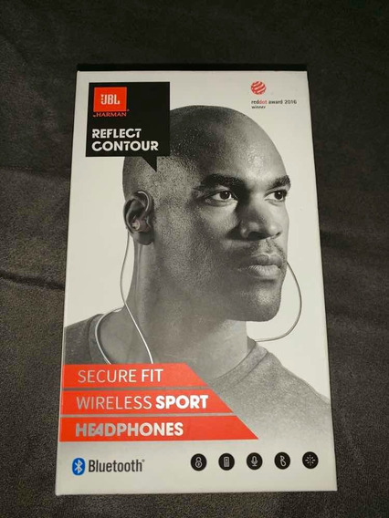 Fone Bluetooth Jbl - Reflect Contour Original