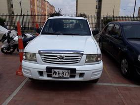 Espectacular Mazda Bt-2200 Con Platon Para Carga