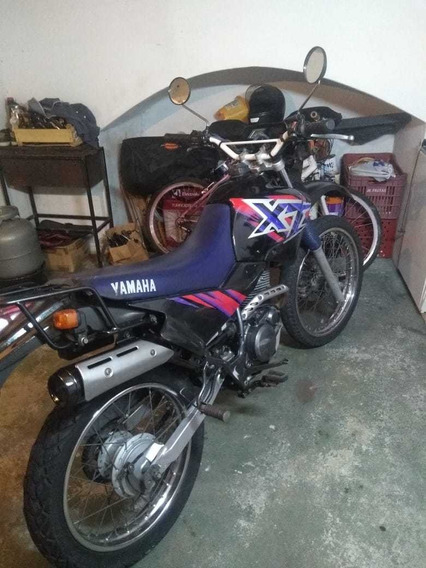 Yamaha Xt 225 Zerada