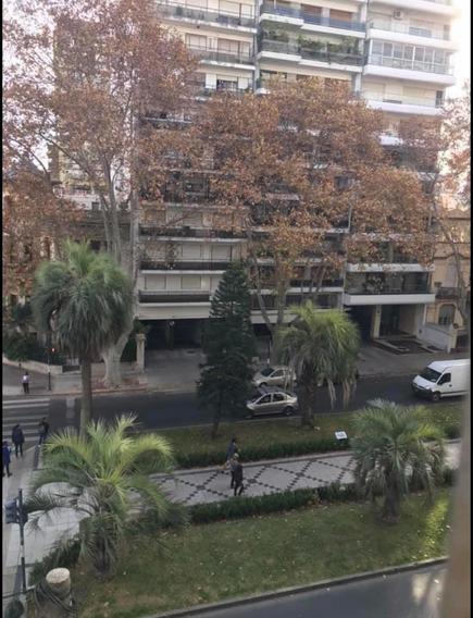 #departamento Alquiler Bv Oroño 4 Dormitorios Balcon Cochera