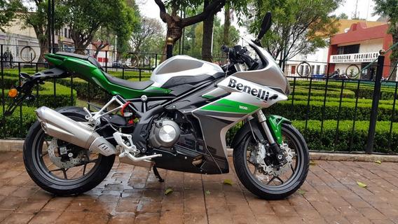 Motocicleta Deportiva Benelli Bn302r Promocion Modelos 2019