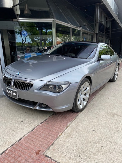 Bmw Serie 6 4.8 650i Coupe Premium