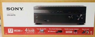 Home Theater Sony Strdh770 7.2 Channels/ 4 Hdmi/ 4k