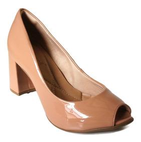 1950ac61e0 Sapato Scarpin Bebece Novos Sandalias - Sapatos com o Melhores ...