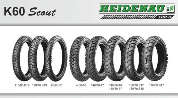 Pneu 18 150-70-18 Heidenau T Tl 70t K60 Scout