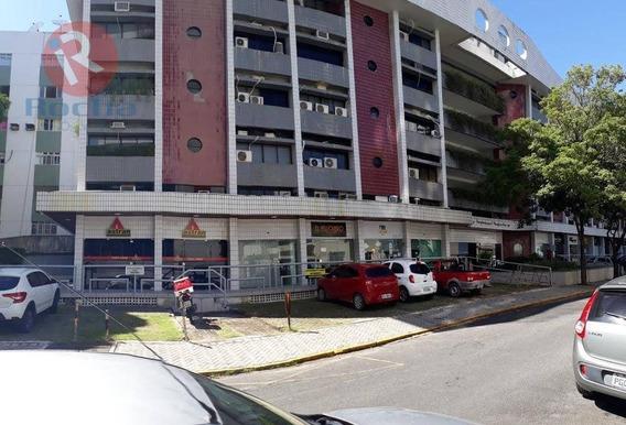 Aluga - Se Sala Comercial Nas Graças - Sa0854