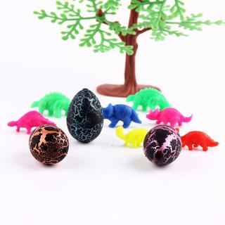 Huevo De Dinosaurio Pequeño Lote X 5 Unidades Niños Niñas