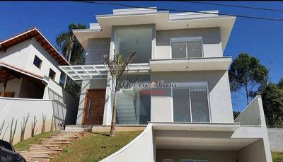 Sobrado Residencial À Venda, São Bento, Arujá. - Codigo: So0086 - So0086