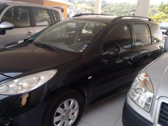 Peugeot 207 Sw Xr 1.4 8v Flex, Elx9029