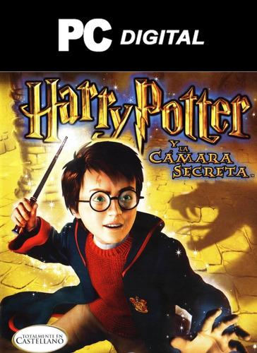 Harry Potter 2 La Cámara Secreta Pc Español / Digital
