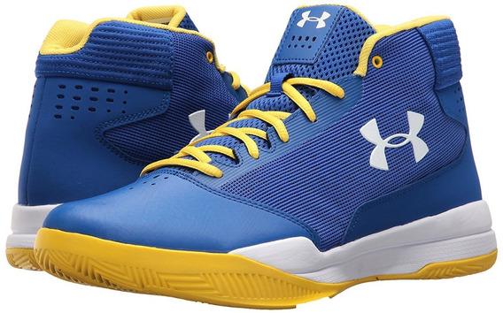 Tenis Basketball Under Armour Botas Baloncesto Jordan Nike