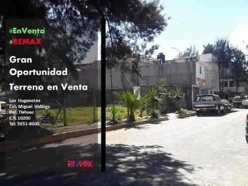 Terreno 1012 Fondo 20 Frente 50 Miguel Hidalgo