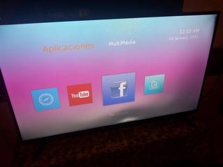 Tv Smart Ken Brown 40 Nueva En Caja Con Accesorios.