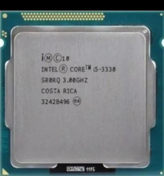 Processador I5 3330 + Cooler