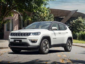 Nueva Jeep Compass Limited 2.4 At9 4x4 2018 0km Sport Cars