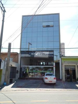 Sala Com Ar Condicionado Para Alugar, 30 M² Por R$ 1.000 - Jardim Rosa De Franca - Guarulhos/sp - Sa0020