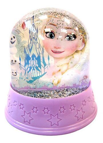 Globo De Nieve Para Decorar - Disney Frozen