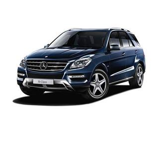 Cambio Aceite Y Filtro Mercedes Benz Ml 4.0 Cdi V8 32v 250cv