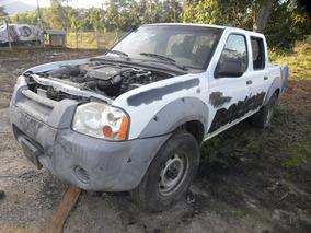 Sucata Nissan Frontier 2.8 Xe 4x4 2007/2008