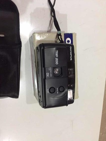 Câmera Fotográfica Olympus Trip 200