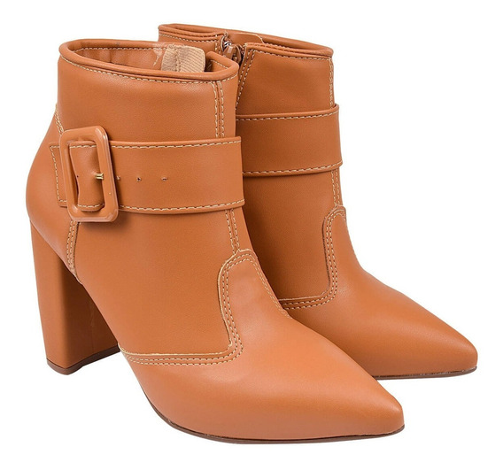 Bota Coturno Sapato Feminino Chiquiteira Chiqui/1001002
