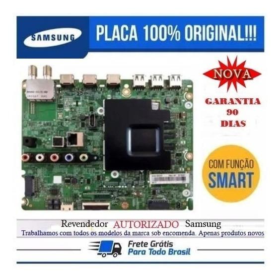 Placa Principal Samsung Tv Un40j6500 Bn94-09061z Original !
